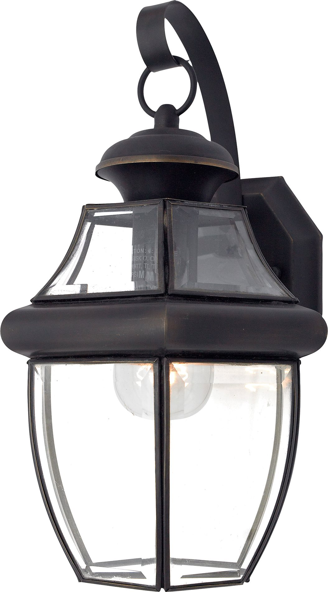 Quoizel Ny8316z Newbury Traditional Outdoor Wall Sconce Qz