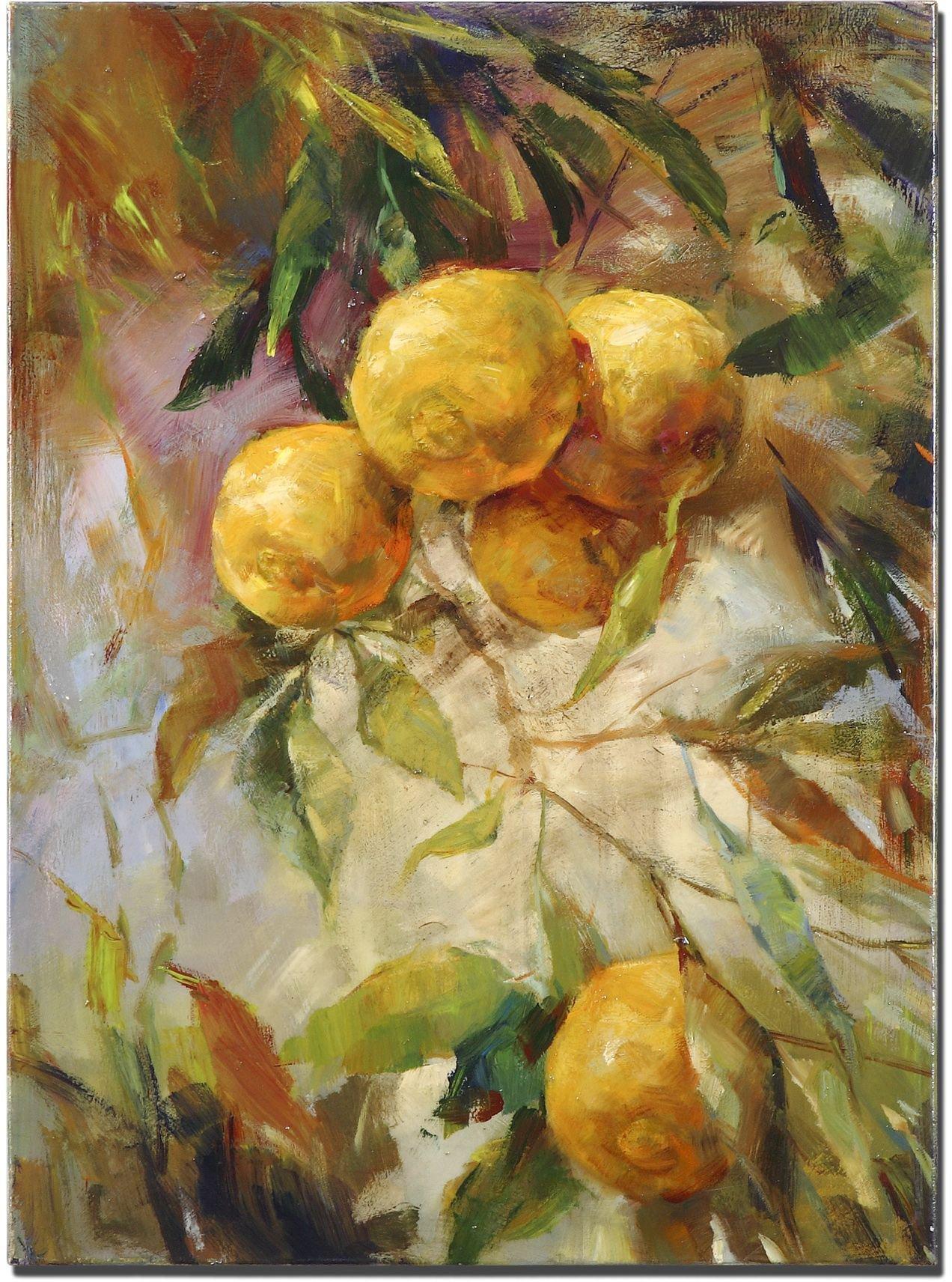 Billy Moon 34231 Summer Harvest Canvas Wall Art / Wall Decor UM-34231
