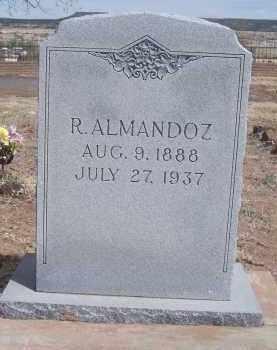 ALMANDOZ, R. - Apache County, Arizona | R. ALMANDOZ - Arizona Gravestone Photos