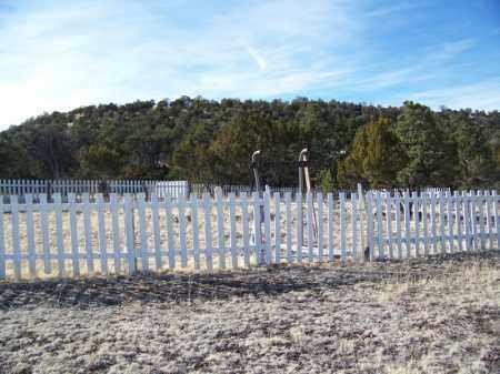 *AMITY, CEMETERY - Apache County, Arizona | CEMETERY *AMITY - Arizona Gravestone Photos