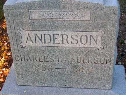 ANDERSON, CHARLES T. - Apache County, Arizona   CHARLES T. ANDERSON - Arizona Gravestone Photos