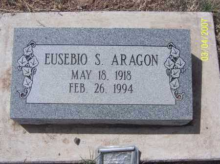 ARAGON, EUSEBIO S. - Apache County, Arizona | EUSEBIO S. ARAGON - Arizona Gravestone Photos