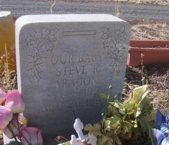 ARAGON, STEVEN R. - Apache County, Arizona | STEVEN R. ARAGON - Arizona Gravestone Photos
