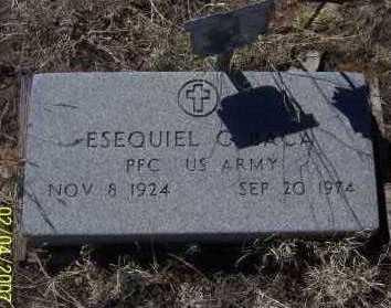 BACA, ESEQUIEL C. - Apache County, Arizona | ESEQUIEL C. BACA - Arizona Gravestone Photos