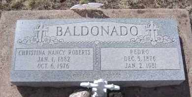 BALDONADO, CHRISTINA NANCY - Apache County, Arizona | CHRISTINA NANCY BALDONADO - Arizona Gravestone Photos