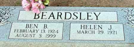 BEARDSLEY, HELEN J. - Apache County, Arizona   HELEN J. BEARDSLEY - Arizona Gravestone Photos