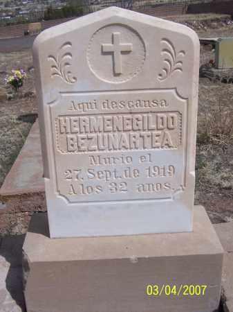 BEZUNARTEA, HERMENEGILDO - Apache County, Arizona | HERMENEGILDO BEZUNARTEA - Arizona Gravestone Photos