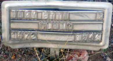BLAIR, MARY ETTA - Apache County, Arizona | MARY ETTA BLAIR - Arizona Gravestone Photos