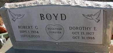 BOYD, DOROTHY E. - Apache County, Arizona | DOROTHY E. BOYD - Arizona Gravestone Photos