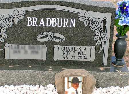 BRADBURN, CHARLES A. - Apache County, Arizona | CHARLES A. BRADBURN - Arizona Gravestone Photos