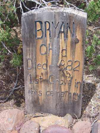 BRYAN, FRANKLIN - Apache County, Arizona | FRANKLIN BRYAN - Arizona Gravestone Photos