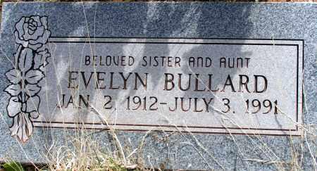 BULLARD, EVELEYN - Apache County, Arizona   EVELEYN BULLARD - Arizona Gravestone Photos