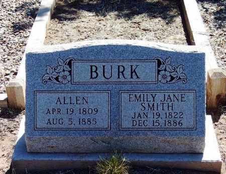 BURK, ALLEN - Apache County, Arizona | ALLEN BURK - Arizona Gravestone Photos