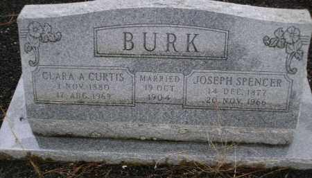 CURTIS BURK, CLARA A. - Apache County, Arizona | CLARA A. CURTIS BURK - Arizona Gravestone Photos