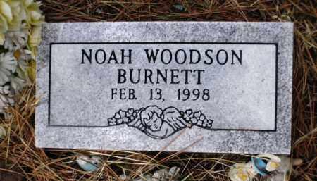 BURNETT, NOAH WOODSON - Apache County, Arizona   NOAH WOODSON BURNETT - Arizona Gravestone Photos