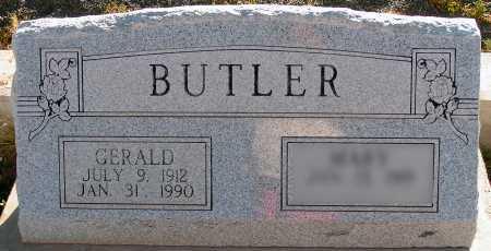 BUTLER, GERALD - Apache County, Arizona | GERALD BUTLER - Arizona Gravestone Photos