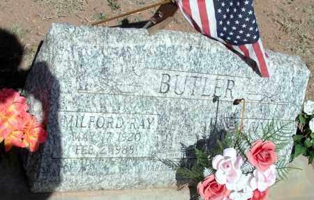 BUTLER, MILFORD RAY - Apache County, Arizona   MILFORD RAY BUTLER - Arizona Gravestone Photos