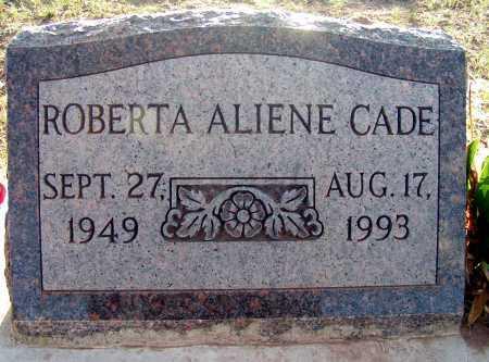 CADE, ROBERTA ALIENE - Apache County, Arizona | ROBERTA ALIENE CADE - Arizona Gravestone Photos