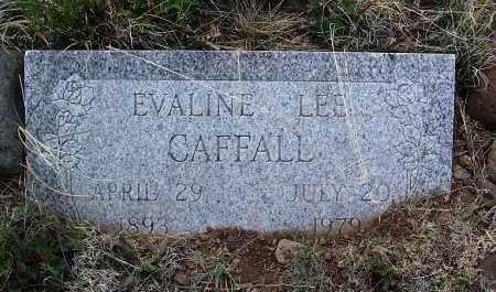 CAFFALL, EVALINE - Apache County, Arizona   EVALINE CAFFALL - Arizona Gravestone Photos