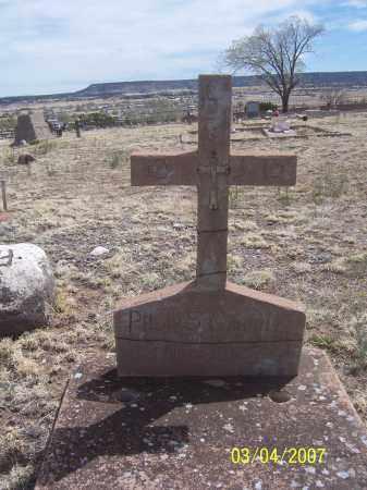 CARILLO, PILAR S. - Apache County, Arizona   PILAR S. CARILLO - Arizona Gravestone Photos
