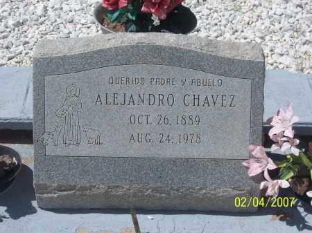 CHAVEZ, ALEJANDRO - Apache County, Arizona | ALEJANDRO CHAVEZ - Arizona Gravestone Photos