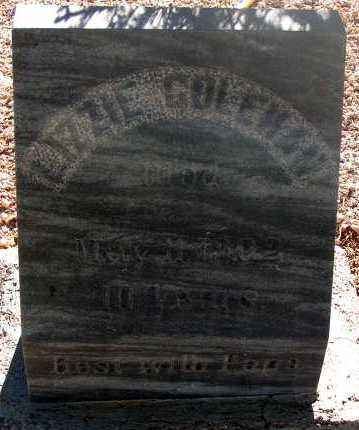 COLEMAN, LIZZIE - Apache County, Arizona | LIZZIE COLEMAN - Arizona Gravestone Photos