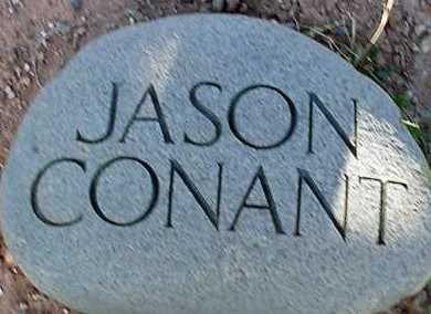 CONANT, JASON - Apache County, Arizona | JASON CONANT - Arizona Gravestone Photos