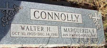 CONNOLLY, MARGUERITAF. - Apache County, Arizona | MARGUERITAF. CONNOLLY - Arizona Gravestone Photos
