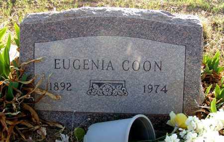 COON, EUGENIA - Apache County, Arizona | EUGENIA COON - Arizona Gravestone Photos