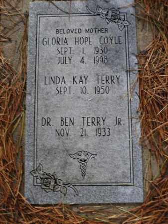 COYLE, GLORIA HOPE - Apache County, Arizona | GLORIA HOPE COYLE - Arizona Gravestone Photos