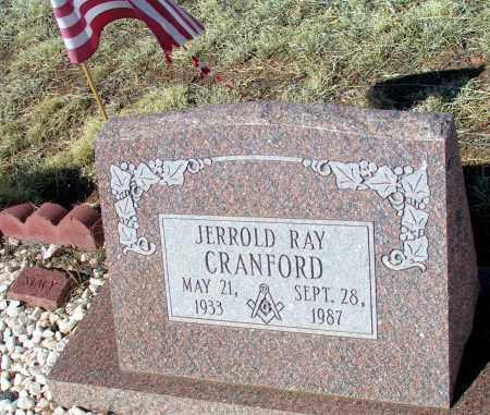 CRANFORD, JERROLD RAY - Apache County, Arizona | JERROLD RAY CRANFORD - Arizona Gravestone Photos