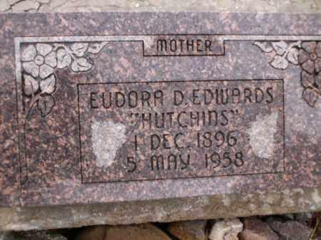 EDWARDS, EUDORA D. - Apache County, Arizona | EUDORA D. EDWARDS - Arizona Gravestone Photos