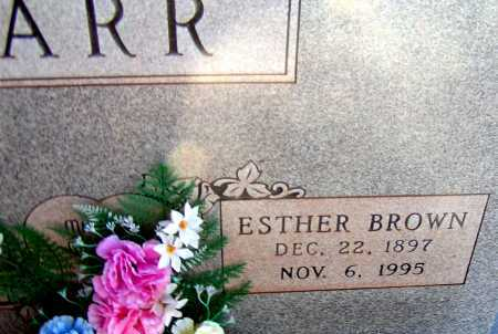 FARR, ESTHER - Apache County, Arizona | ESTHER FARR - Arizona Gravestone Photos