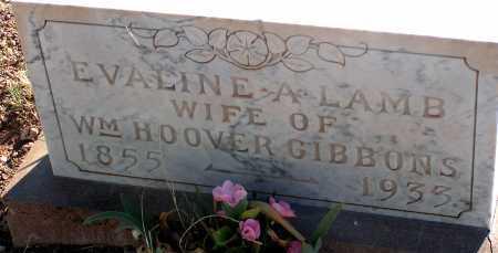 GIBBONS, EVALINE A. - Apache County, Arizona | EVALINE A. GIBBONS - Arizona Gravestone Photos