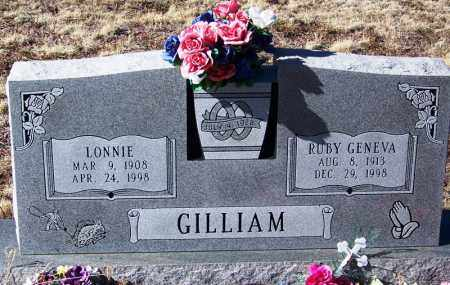 GILLIAM, LONNIE - Apache County, Arizona | LONNIE GILLIAM - Arizona Gravestone Photos