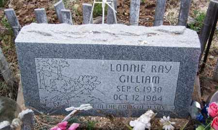 GILLIAM, LONNIE RAY - Apache County, Arizona   LONNIE RAY GILLIAM - Arizona Gravestone Photos