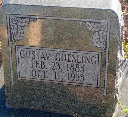 GOESLING, GUSTAV - Apache County, Arizona   GUSTAV GOESLING - Arizona Gravestone Photos