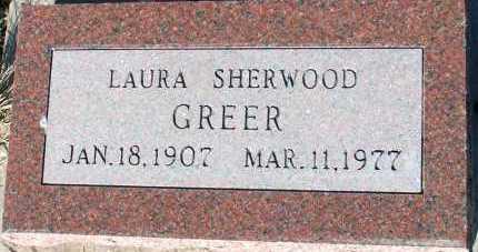 GREER, LAURA - Apache County, Arizona | LAURA GREER - Arizona Gravestone Photos