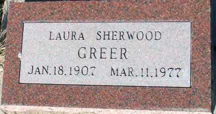 GREER, LAURA - Apache County, Arizona | LAURA GREER - Arizona Gravestone Photos
