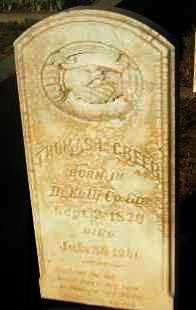 GREER, THOMAS L. - Apache County, Arizona   THOMAS L. GREER - Arizona Gravestone Photos