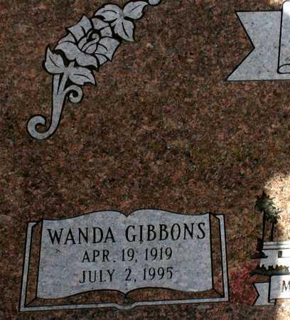 HALL, WANDA - Apache County, Arizona | WANDA HALL - Arizona Gravestone Photos