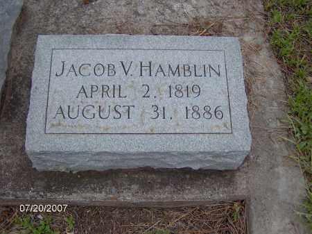 HAMBLIN, JACOB - Apache County, Arizona   JACOB HAMBLIN - Arizona Gravestone Photos