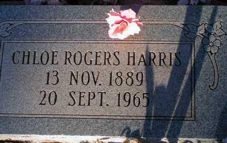 ROGERS HARRIS, CHLOE - Apache County, Arizona   CHLOE ROGERS HARRIS - Arizona Gravestone Photos