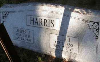 HARRIS, ELLA I. - Apache County, Arizona | ELLA I. HARRIS - Arizona Gravestone Photos