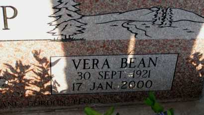 HEAP, VERA BEAN - Apache County, Arizona | VERA BEAN HEAP - Arizona Gravestone Photos