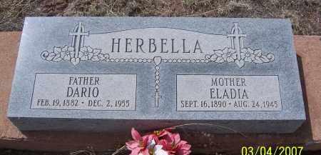 HERBELLA, DARIO - Apache County, Arizona | DARIO HERBELLA - Arizona Gravestone Photos