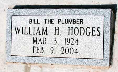 HODGES, WILLIAM H. - Apache County, Arizona   WILLIAM H. HODGES - Arizona Gravestone Photos