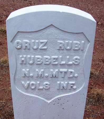 HUBBELLS, CRUZ RUBI - Apache County, Arizona | CRUZ RUBI HUBBELLS - Arizona Gravestone Photos