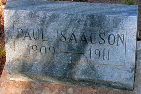 ISAACSON, PAUL - Apache County, Arizona | PAUL ISAACSON - Arizona Gravestone Photos