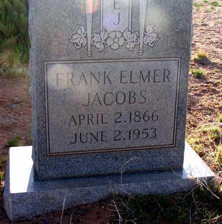 JACOBS, FRANK - Apache County, Arizona | FRANK JACOBS - Arizona Gravestone Photos
